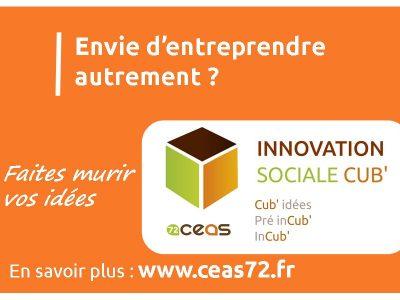 Une idée ? un projet innovant ? le CEAS72 vous accompagne