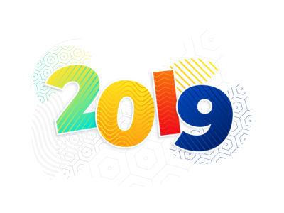 2019 – une année de projet et de réussite